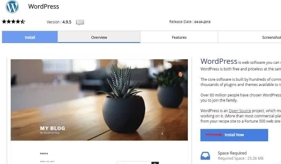 WordPress Compelete Installation