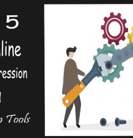 Online Image compression and optimisation tool