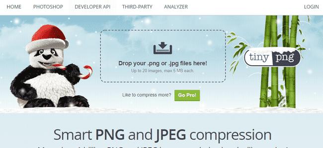 tinypng image tool